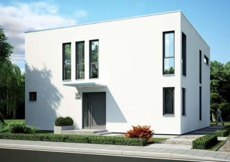 2-geschossig im Bauhausstil, my home